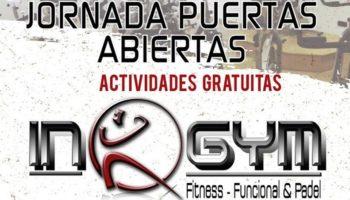 Jornada de Puertas Abiertas en In Gym Fitness Funcional & Padel