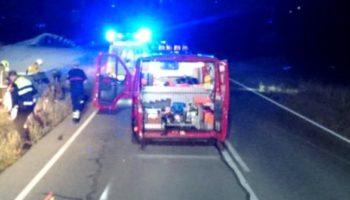 Un accidente entre Villena y Caudete se salda con un herido