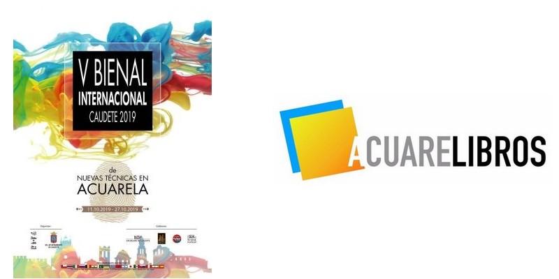 Hasta el 30 de junio es posible inscribirse en la V Bienal de Acuarela y en el II Concurso Acuarelibros, Caudete Digital - Noticias y actualidad de Caudete (Albacete)
