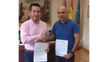 El Partido Popular y Ciudadanos firman un acuerdo de investidura y de gobierno en Caudete
