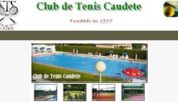 El Club de Tenis Caudete ha organizado un Multitorneo del 21 al 23 de junio