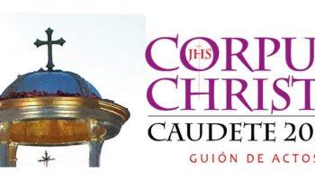 Caudete celebra el Corpus Christi desde hoy y hasta el día 23 de junio