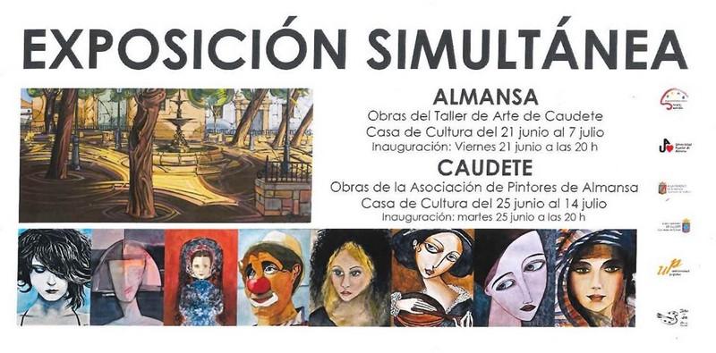 Hasta el 14 de julio se podrá visitar la Exposición de las Obras de la Asociación de Pintores de Almansa que se inaugura esta tarde en Caudete, Caudete Digital - Noticias y actualidad de Caudete (Albacete)