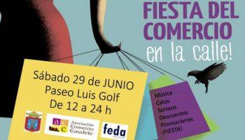 Premiados en los sorteos de la pasada Fiesta del Comercio en la Calle