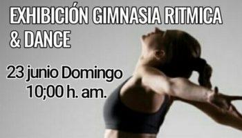 Organizada una exhibición de Gimnasia Rítmica y Dance en la Ciudad Deportiva 'Antonio Amorós'