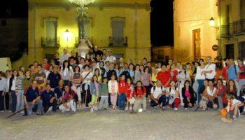 El sábado 15 de junio se celebrará la tradicional Marcha Nocturna de Senderismo