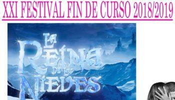 'La Reina de las Nieves', Festival Fin de Curso 2018/2019 de Estudio de Danza Anabel