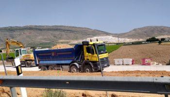 Comienzan las obras de la A-33 entre Yecla y Caudete