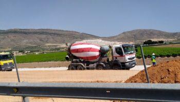 Del 16 al 27 de septiembre tendrá lugar el levantamiento de actas previas a la ocupación de los terrenos para la autovía A-33