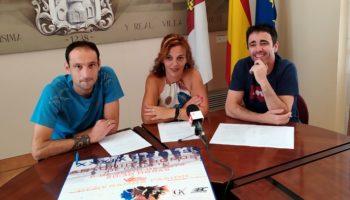 Presentación oficial del XXXIX Cross Antonio Amorós de Caudete