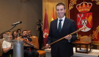 Santiago Cabañero, reelegido Presidente de la Diputación de Albacete