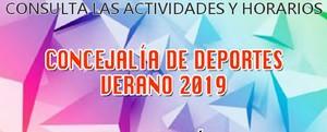 Verano Deportivo 2019