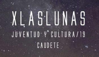 Publicado el programa completo de actividades de X Las Lunas 2019