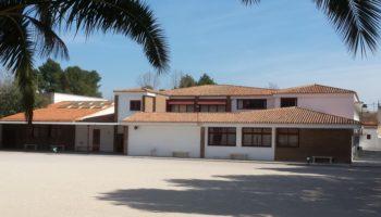 La Junta lleva a cabo obras en el CEIP 'Alcázar y Serrano' a la vez que los alumnos asisten a clase