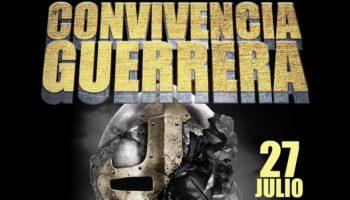 Organizada una Convivencia Guerrera para el 27 de julio