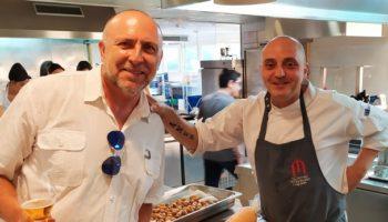 Roberto Pérez es el nuevo chef del Hotel Ferrero
