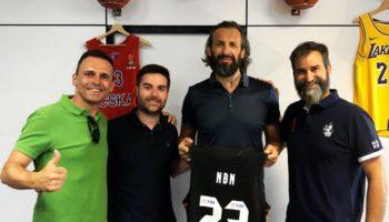 José Miguel López y NBN23 con la revolución tecnológica del baloncesto