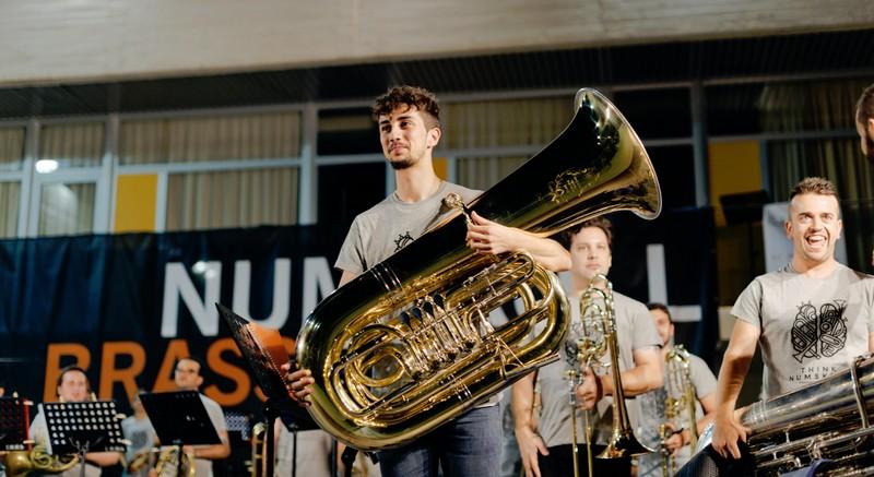 Júcar Homes invita a todos los caudetanos a vivir el V Numskull Brass Festival Caudete, Caudete Digital - Noticias y actualidad de Caudete (Albacete)