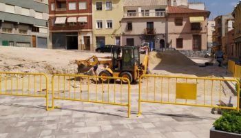 Se va a ampliar la Plaza del Carmen con una nueva zona pavimentada