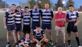 El Caudete Rugby Unión ganó 40 - 30 al Monastil Rugby Elda