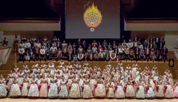Caudete participará en el Homenaje a la Senyera 2019
