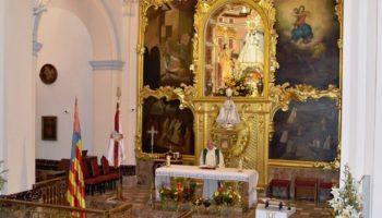 Hoy da comienzo la Novena en honor a la Virgen de Gracia