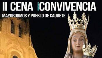 Mañana se celebrará la II Cena de Convivencia organizada por la Mayordomía de la Virgen de Gracia