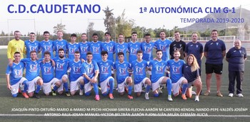 C.D. Caudetano – T. 2019/2020