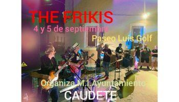 The Frikis actuarán en el Paseo Luis Golf los días 4 y 5 septiembre