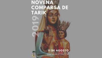 El domingo será la Comparsa de Tarik la invitada en la Novena de la Virgen de Gracia