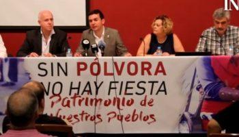 Los festeros piden pluralidad de proveedores de pólvora y reclaman soluciones a nivel ministerial