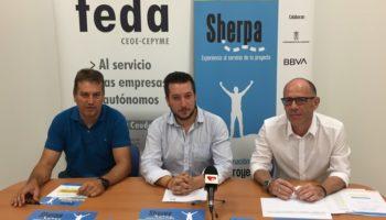 Feda presenta el programa Sherpa 2019 en sus delegaciones provinciales