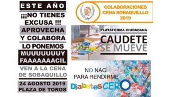 La Comparsa de Moros celebrará su Cena de Sobaquillo el sábado 24 de agosto
