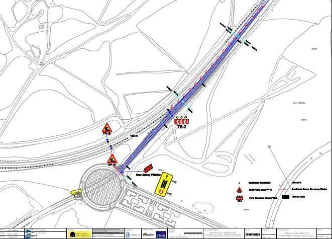 Mañana miércoles estará cortado el carril de incorporación desde el Parque Tecnológico hacia la N-344 (sentido Font de la Figuera), Caudete Digital - Noticias y actualidad de Caudete (Albacete)