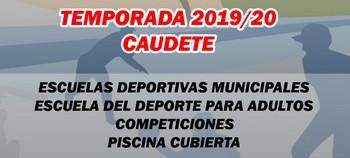 Programa Deportivo 2019-2020