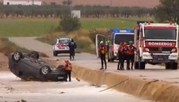 Los dos fallecidos en Caudete a consecuencia del temporal eran hermanos