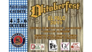 Vuelve la Oktoberfest que organizan 'Los del Palo' coincidiendo con el Mercado Medieval