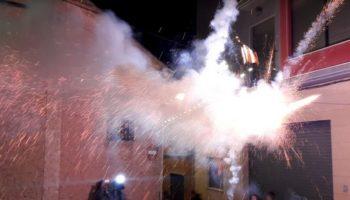 La Concejalía de Fiestas informa de que el viernes, a las 12 de la noche, se disparará la traca del día 10 de septiembre