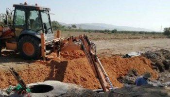 Caudete ha solicitado a la Diputación 12.283,62 € para la reparación del colector de la Depuradora Municipal, dañado tras la DANA