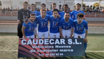 Encomiable victoria del C.D. Caudetano por 4 - 2 ante el Casasimarro, con dobletes de Pinto y Mario Marco