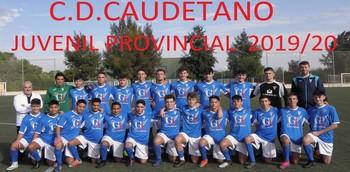 C.D. Caudetano Juvenil – T. 2019/2020
