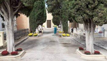 El Cementerio Municipal de Caudete se ampliará con 60 nuevos nichos
