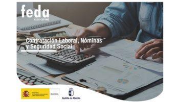FEDA Caudete empezará en breve un curso para aprender a elaborar nóminas y contratos