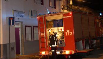 Anoche se declaró un incendio sin víctimas en un hostal de Caudete