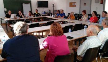 Caudete asistió a la Asamblea de Asociaciones del Camino de Santiago de la Lana celebrada en Benidorm
