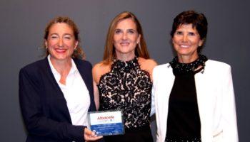 El martes recogieron el Premio 'Albacete en Positivo' las caudetanas que participaron en el Sahara Maratón