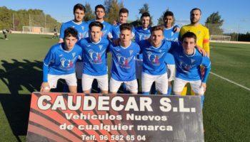 C.D. Caudetano y Juvenil vencen a los equipos del Al Basit