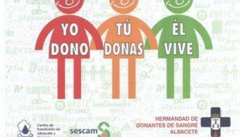 Esta tarde tendrá lugar una donación de sangre en el Centro de Mayores de Caudete