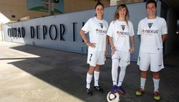 La caudetana Laura Requena 'Lauri', capitana del Granada, jugará mañana contra el que fue su equipo, el Fundación Albacete