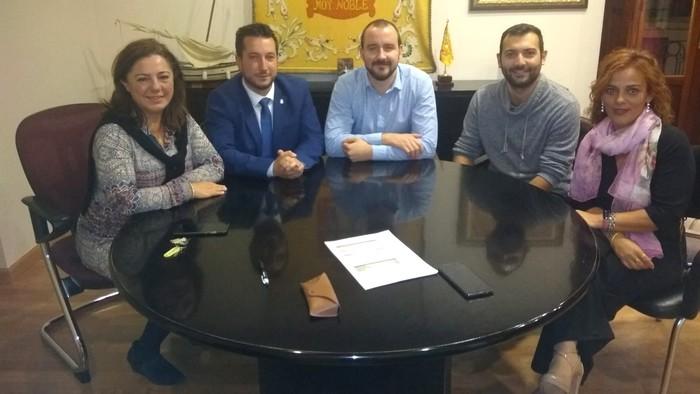 Organizadores y Ayuntamiento comienzan a trabajar en la edición del Numskull Brass Festival 2020, Caudete Digital - Noticias y actualidad de Caudete (Albacete)